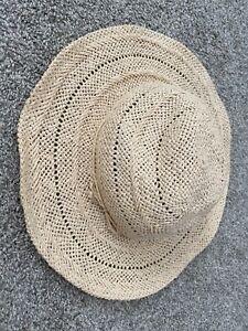 Girls Baby Gap Straw Hat 18-24 Months