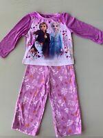 Disney Pijamas de ni/ña Frozen 2 Stronger Together