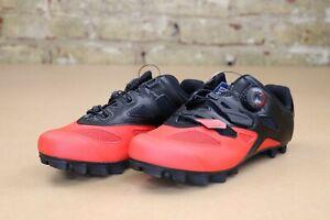 Mavic Crossmax Elite Red/Black Men's MTB Shoe US Size 11.5