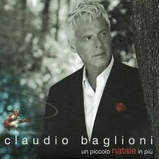 Un Piccolo Natale in Pi— by Claudio Baglioni (CD, Dec-2012, Columbia (USA))