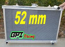 radiator FOR Nissan Skyline GTR/GTS-4/GTS-T R32 BNR32/HCR32/ECR32 RB26/RB20 MT