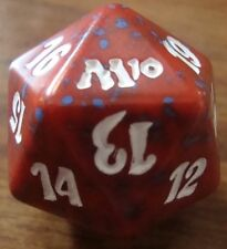 MTG MAGIC 2010 M10 SPINDOWN LIFE COUNTER RED