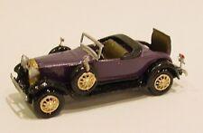 HO/HOn3 WISEMAN NM002 1929 PACKARD ROADSTER COUPE NATIONAL MOTOR COMPANY KIT