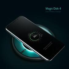 NILLKIN Magic Disk 4 Caricabatterie wireless LED per iPhone 8 X Samsung S8 H7P5