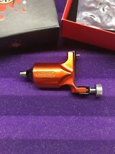 New  BIG WASP Rotary Tattoo Machine Liner and Shader in LAVA ORANGE