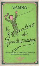 (Vamba) Il giornalino di Gian Burrasca Viva la pappa col pomodoro 1977   BUR