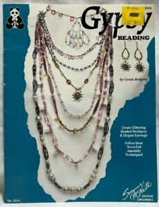 1993 Suzanne McNeill Bead Book Gypsy Beading Never Fail Assembly Techniques 8550