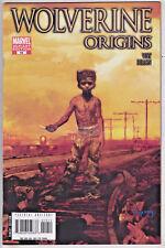 WOLVERINE ORIGINS#10 VF/NM 2007 SUYDAM VARIANT FIRST DAKEN MARVEL COMICS