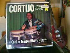 SEALED LATIN LP~ISMAEL RIVERA~CORTIJO SU COMBO~TROPICAL CUBA~MARIA TERESA &~HEAR