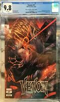 VENOM #27 CGC 9.8 ERROR DOUBLE COVER EXCLUSIVE VARIANT