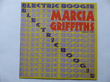 """MAXI 12"""" MARCIA GRIFFITHS Electric boogie 876845 1"""