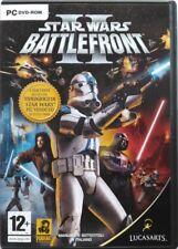 Gioco Pc Star Wars Battlefront II 2 - Lucas Arts 2005 Usato