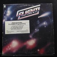 Flight - Flight LP VG SPRO-8279 White Label Promo Capitol 1975 Vinyl Record