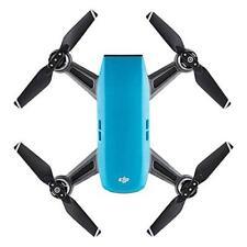 DJI Spark Mini Drone - Remote Control Quadcopter Sky Blue