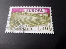 MONACO 1962, timbre 573, EUROPA, oblitéré, VF stamp EUROPE THEME