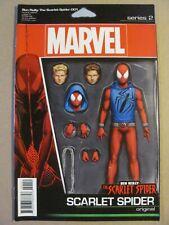 Ben Reilly The Scarlet Spider #1 Marvel 2017 Series Action Figure Variant 9.6 NM