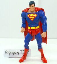MOTUC, Superman figure, DC Universe vs MOTU Classics, TRU, complete