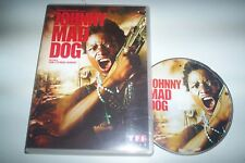 DVD JOHNNY MAD DOG film choc enfants soldats