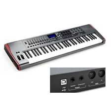 NOVATION IMPULSE 61 tastiera keyboard 61 tasti precisione semi-pesata aftertouc