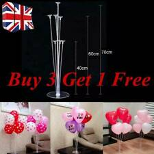 7 In 1 Plastic Balloon Accessory Base Table Aupport Holder Cup Stick Stand W