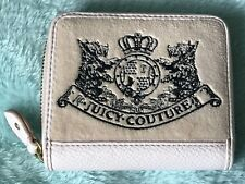 Juicy Couture Pale Pink Zip Around Small Wallet