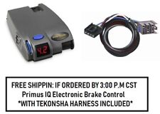 90160 Tekonsha Brake Control with Wiring Harness FOR 2003-2007 GM