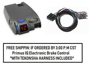 90160 Tekonsha Brake control with Wiring Harness 3015 FOR 2003-2007 GM