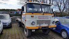 Robur LO LD 2202 Bergefahrzeug Abschlepper Mercedes Motor und Getriebe 4x4 96kW