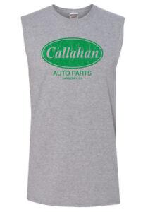 CALLAHAN Auto Parts SLEEVELESS T-shirt - S to 3XL - Tommy Boy Funny Humor
