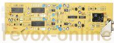 DAC-PCB, Digital-Analog-Converter-Leiterplatte für Studer Revox B225, revidiert