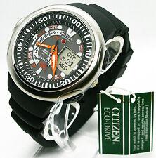 ✅ citizen Aqualand chronograph reloj hombre jv0000-10f diver submarinista ✅
