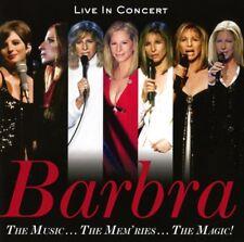 BARBRA STREISAND - THE MUSIC,,,THE MEM'RIES,,,THE MAGIC!   CD NEUF