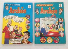 sélection archie # 143,145 éditions héritage