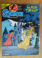 SPIROU N°2244 / DU 16 AVRIL 1981 / AVEC SUPPLEMENT PIRATE 27 / B+.