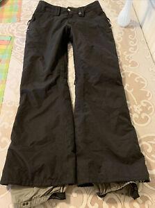 BURTON Dry Ride Skiboard snow pants women's size XS