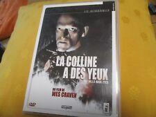 """DVD """"LA COLLINE A DES YEUX"""" film d'horreur de Wes CRAVEN"""
