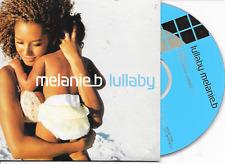 MELANIE B - Lullaby CD SINGLE 2TR EU Cardsleeve 2001 (Spice Girls)