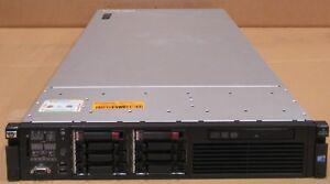 HP PROLIANT DL380 G6 2x Intel Xeon X5560@2.8GHz 4GB 446GB 2U Rack Server