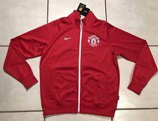 NWT NIKE Manchester United Jacket Men's Large