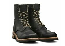 $490 TIMBERLAND BOOT COMPANY® SMUGGLER'S NOTCH 8-INCH CAP TOE BOOTS SIZE 9M