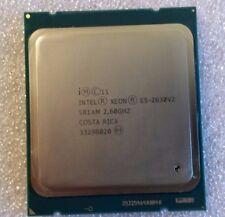 Intel Xeon E5-2630V2 SR1AM 6-Core 2.6GHz IVY BRIDGE CPU 15MB 7.2GT/s LGA2011