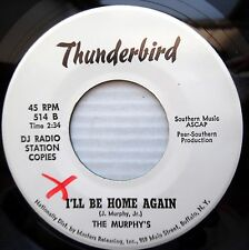 MURPHY'S mod pop-rock promo 45 I'LL BE HOME AGAIN b/w  the GREAT PRETENDER JR360