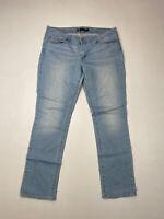LEVI'S DEMI CURVE STRAIGHT Jeans - W33 L32 - Blue - Great Condition - Women's