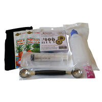 Starter Kit 3D Jelly Gelatin Tools Gracilaria Art Jello Cake (Sunflower Kit #1)