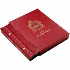 Album Case 25 mm thick for albums Albo Numismatico, Bordeaux