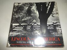 Lincoln and His America- David Plowden and The Viking Press, 1970, Illustrated