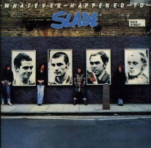 Whatever Happened To Slade, cd