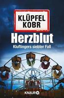 Herzblut von Michael Kobr und Volker Klüpfel (2014, Taschenbuch)