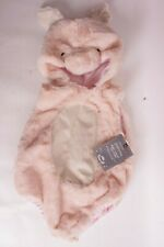 NWT Pottery Barn Kids Baby Piglet Pig Halloween costume 6-12 mos