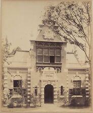 BOAS Frères Taillerie de Diamants Exposition universelle de Paris 1889